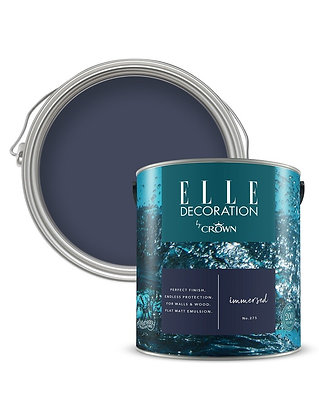 Elle By Crown Flat Matt Paint 'Immersed' 2.5L