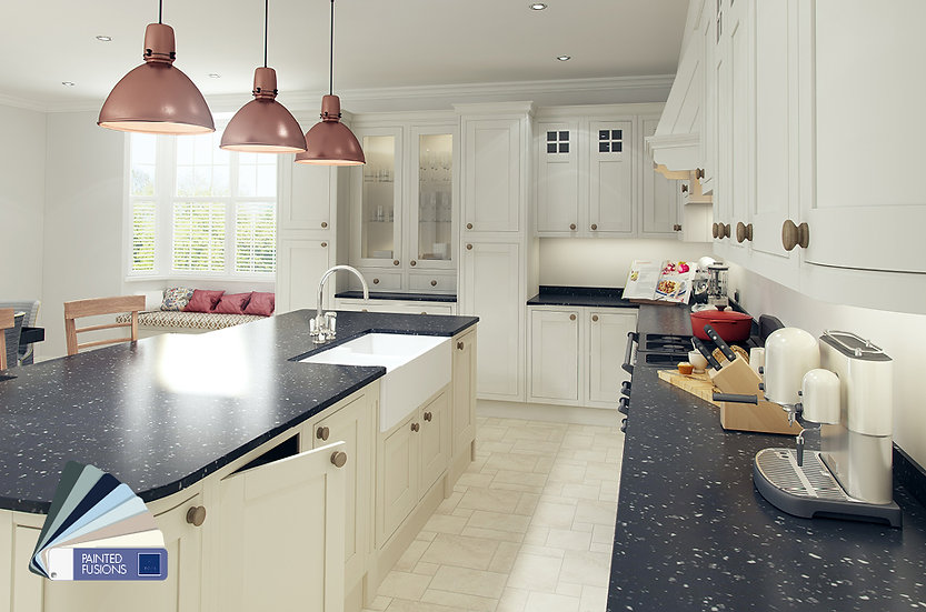 Crown Imperial Cotswold Kitchen By Kuche & Bagno