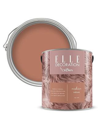 Elle By Crown Flat Matt Paint 'Cushion Craze' Sample Pot 125ml