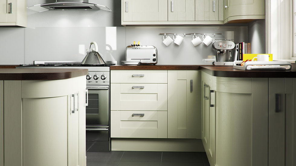 Chippendale Verve Painted Kitchen By Kuche & Bagno