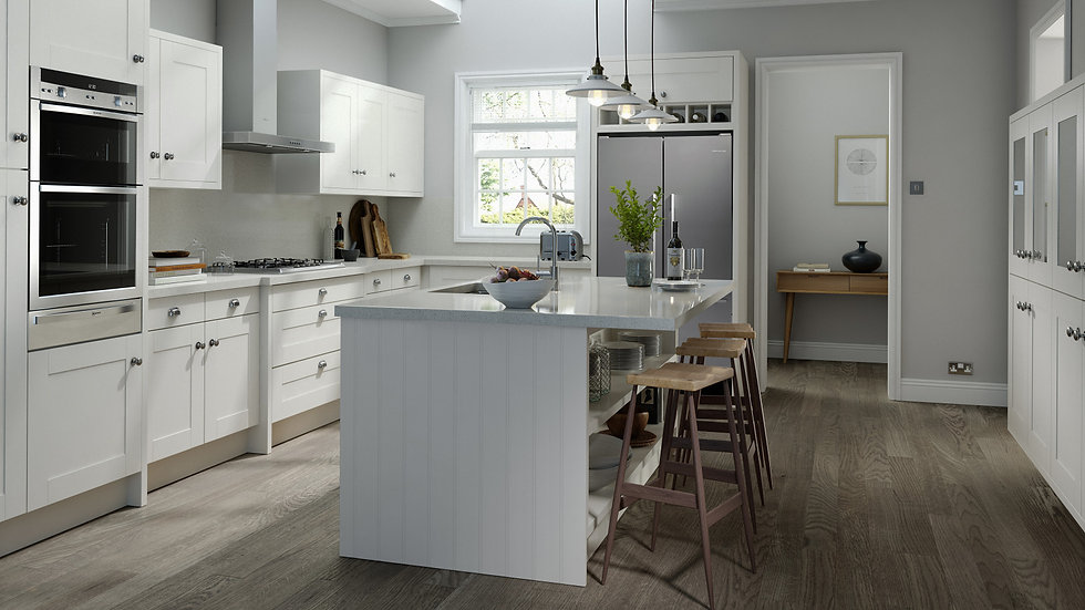 Chippendale Ivory Prelude Kitchen By Kuche & Bagno