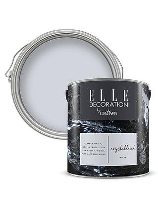 Elle By Crown Flat Matt Paint 'Crystallised' Sample Pot 125ml