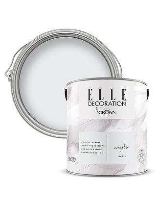 Elle By Crown Flat Matt Paint 'Angelic' 2.5L