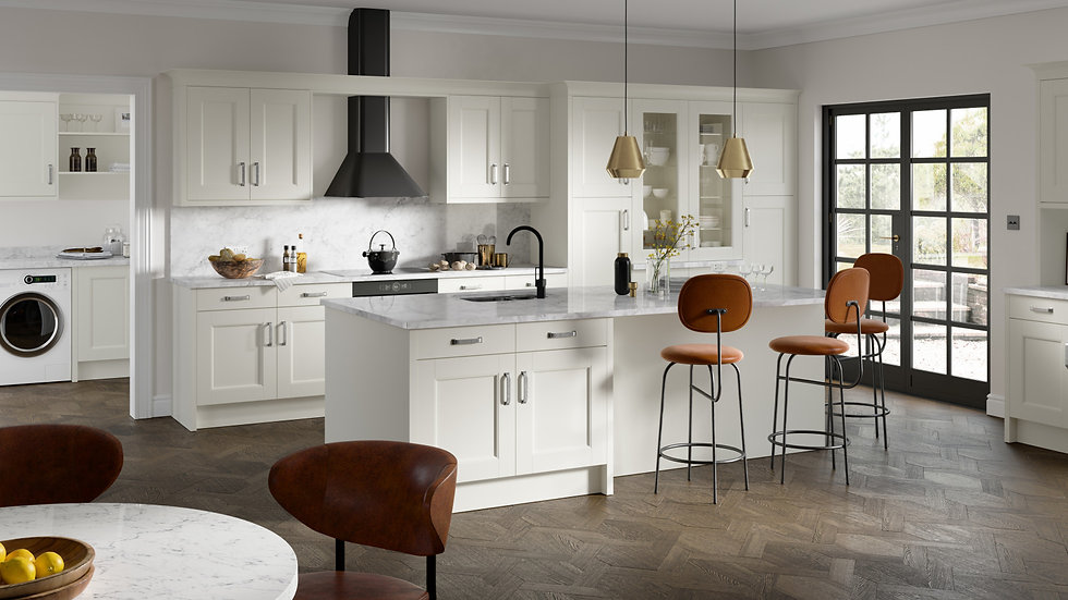 Chippendale Abbey Kitchen By Kuche & Bagno