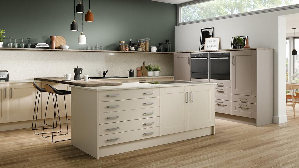 Chippendale Moda Kitchen By Kuche & Bagno