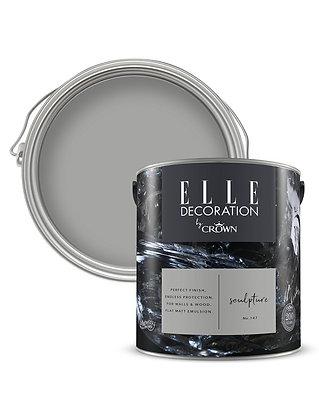Elle By Crown Flat Matt Paint 'Sculpture' 2.5L