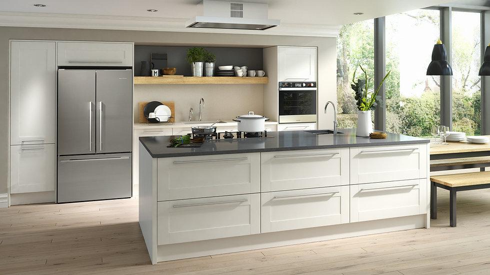Mackintosh Ivory Shaker Kitchen
