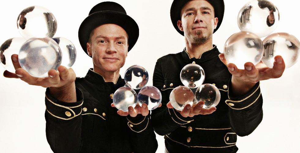 Doormen - Crystal Ball jugglers.jpg