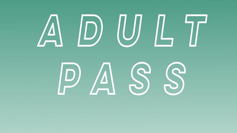 Adult Pass