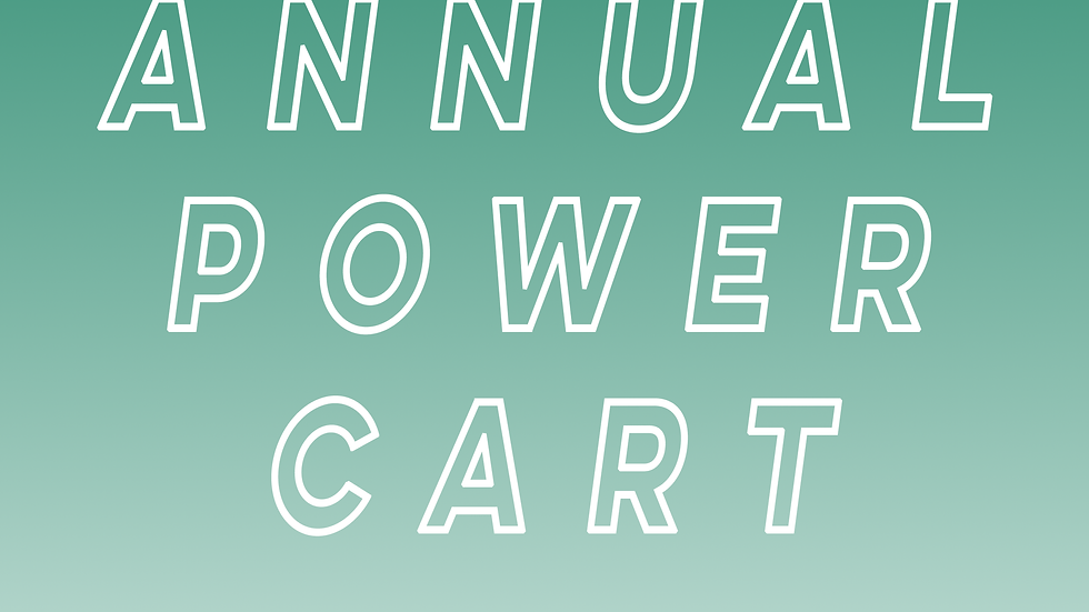 Annual Power Cart Rental