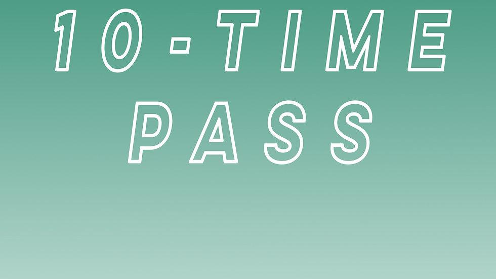 10-Time Pass