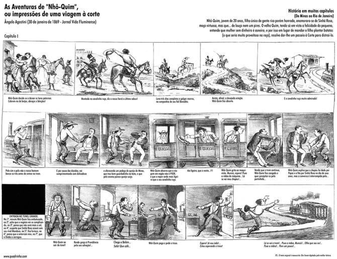 30 de janeiro / Dia Nacional das Histórias em Quadrinhos