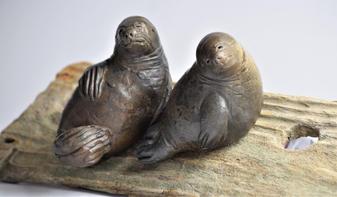 Pair of seals