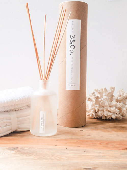 The Tulip House Collection Reed Diffuser