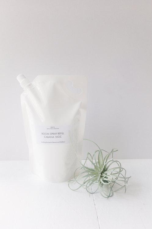 Room Spray Refill Bag