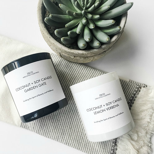 The Mercantile Candle Collection