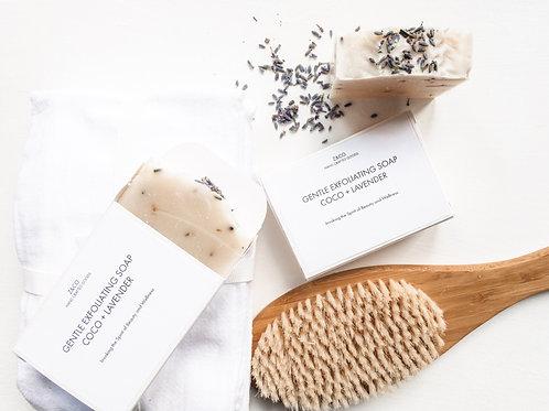 CoCo + Lavender soap