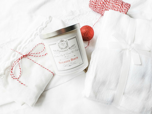 The Farmhouse Holiday Candle Collection