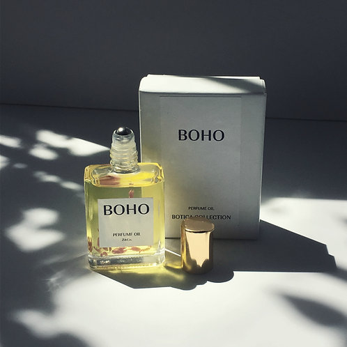 Boho Perfume Oil