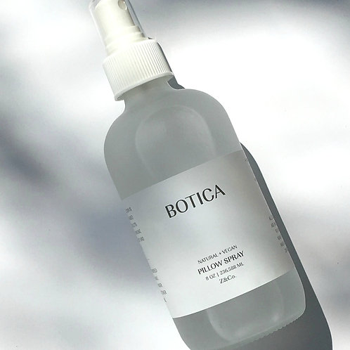 Pillow Spray Botica Collection