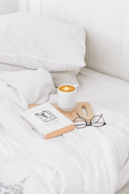 Coffee and a good book