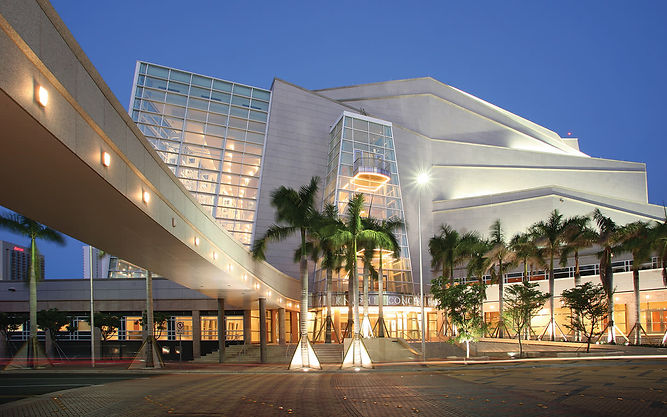 The Adrienne Arsht Center for Performing Arts