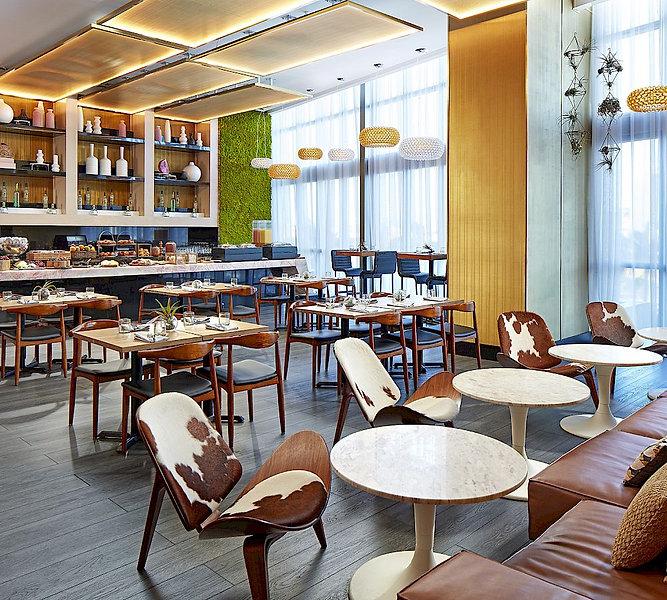 The Gabriel Hotel Miami - Library Lounge