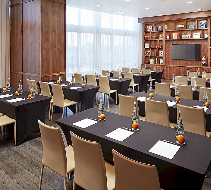 The Gabriel Hotel Meeting Space