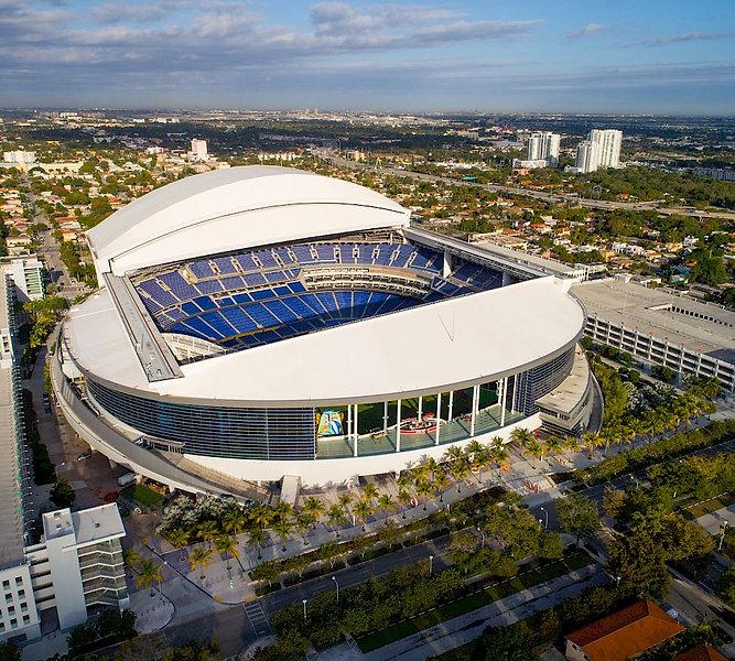Florida Marlines Baseball Park