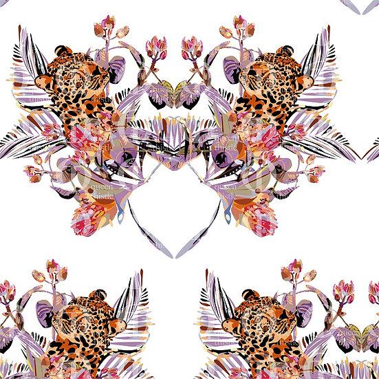 Pattern Leopard no 128 &129