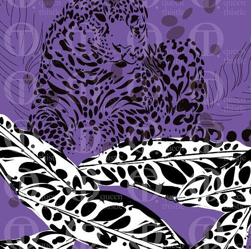 Pattern Leopard no. 112 &113
