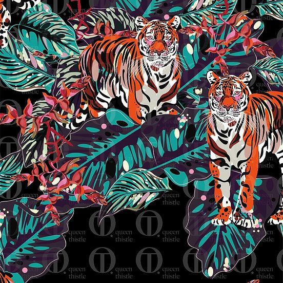 Pattern Tiger no. 135 &136