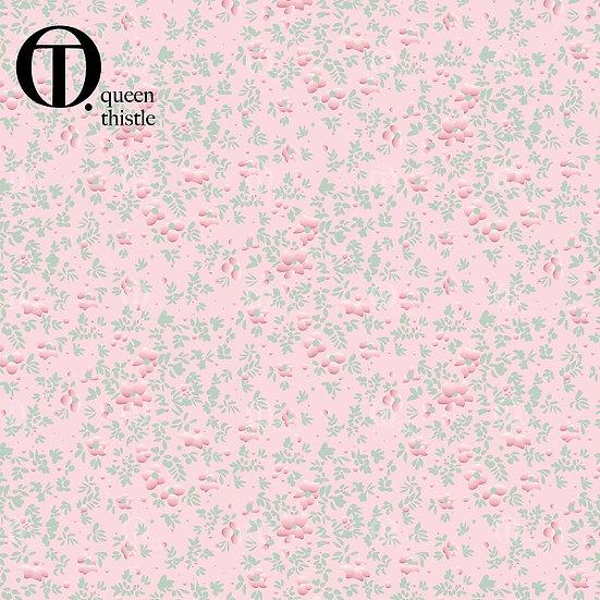 Mint & Pink 04001_04002_04003_04004  Digital patterns.