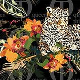 queen thistle pattern wild 110 element Z