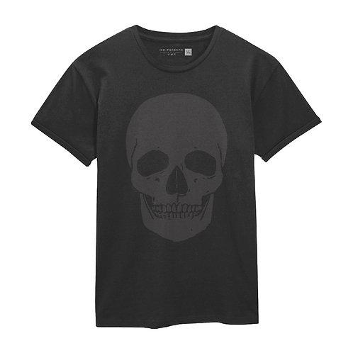 Translucida Skull Negra Hombre