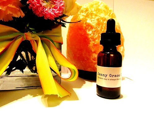 Organic Rosewood Essential Oil 1 oz.