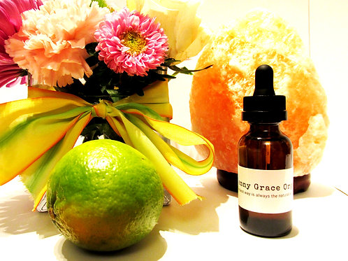 Organic Lime Essential Oil 1 oz