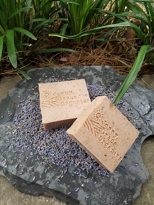 Soap 4.5 oz (Handmade/Natural)