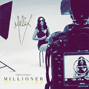 millioner albumcover MELIX ft. Xitingmus