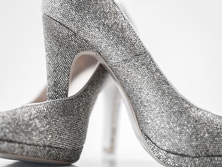 Silver High Heels May Transform Your Wardrobe