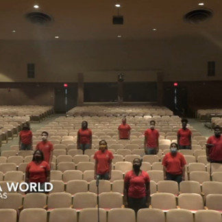 Chorus performs virtual Fall Concert