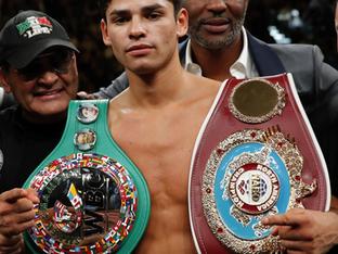 Who is boxer Ryan Garcia?