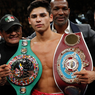 Who is boxer Ryan Garcia?