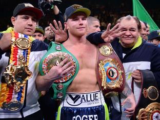 Who is Boxer Canelo Alvarez?