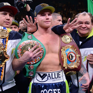 Who is Boxer Canelo Alvarez?