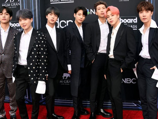 How BTS is currently the world's biggest boy band