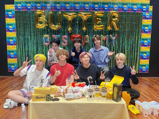 BTS releases second English single 'Butter'