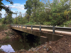 Tyler County GLO Ike CR 2100 Bridge