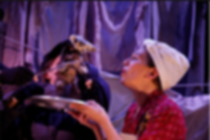 Ariel Lauryn Puppetry Last Rat