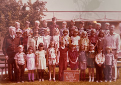 1975_Group Picture - Grade 2 - Mona Choi